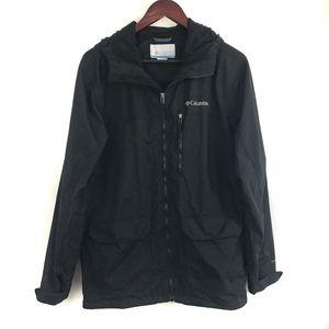 Columbia Omni Shield Hooded Fleece Lined Jacket